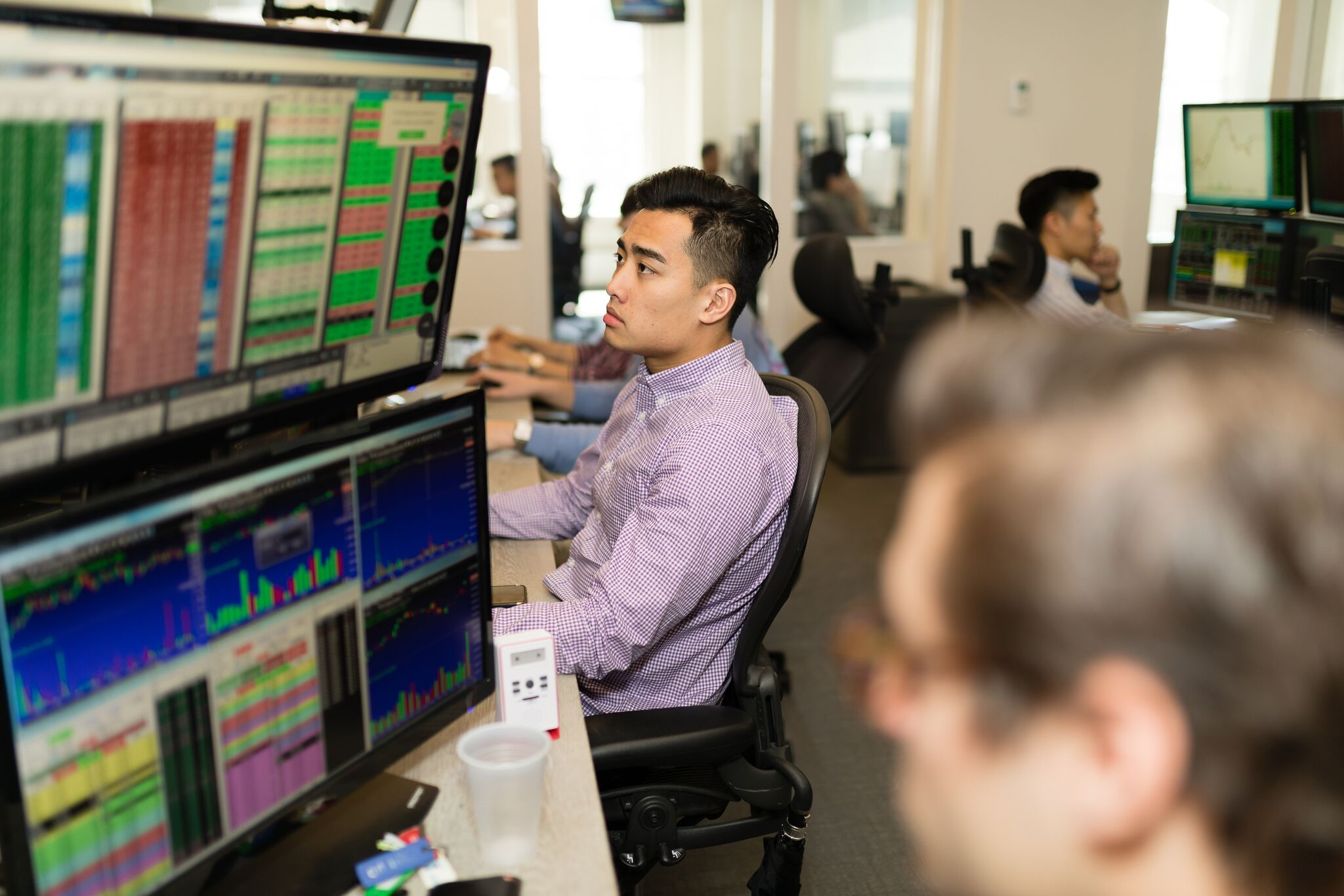 day trading firm